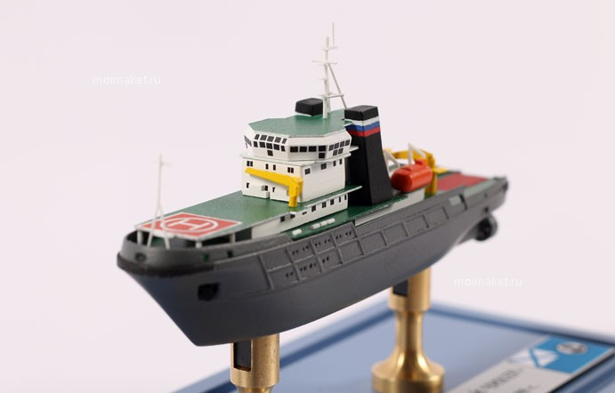 Model of Chicker ship