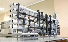 Model of reverse osmosis - фото