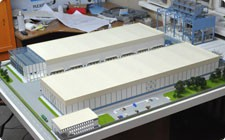 Warehouse complex model