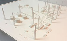 Model for 3d mapping